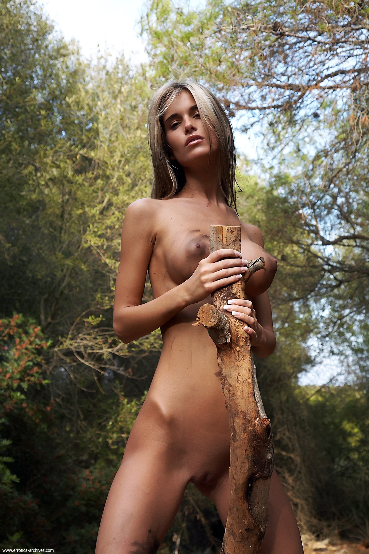 outdoor models Nude