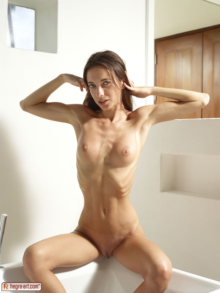 The girl from bones nude
