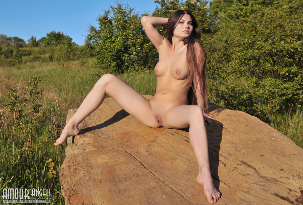 Hot sexy naked french women