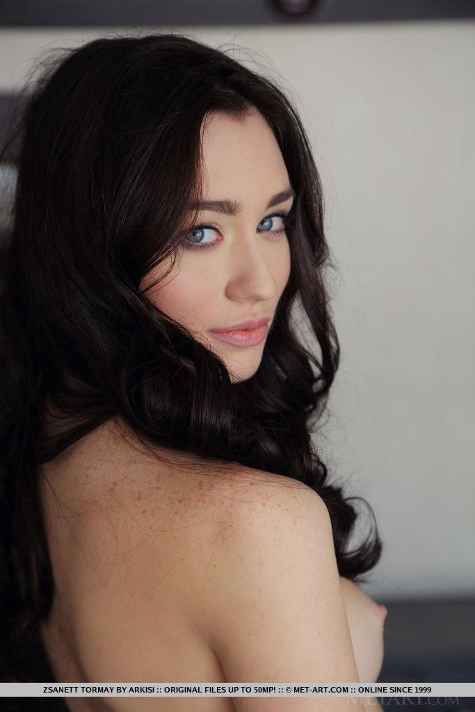 face Blue tits beautiful eyes