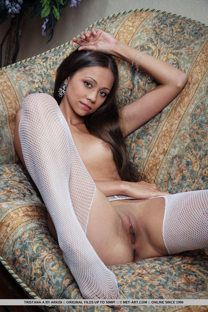 Legs stockings met hot art