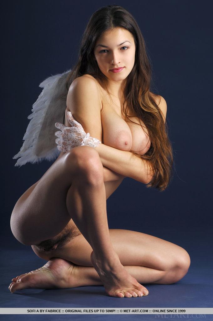 Angel erotic innocent