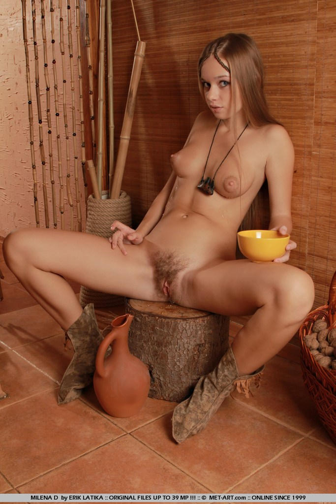 Very cute naked shemale