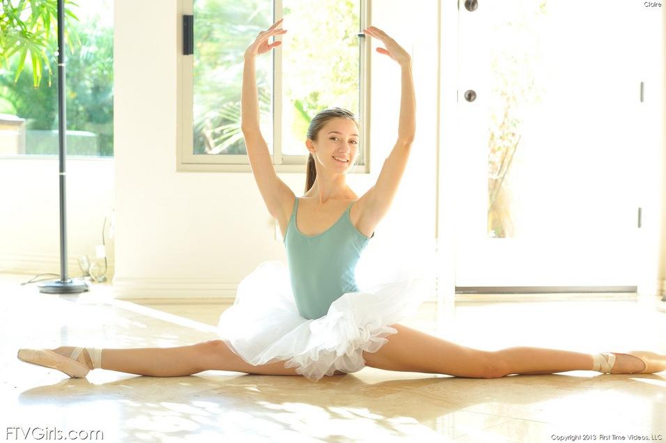 Petite Teen Ballerina Squirt