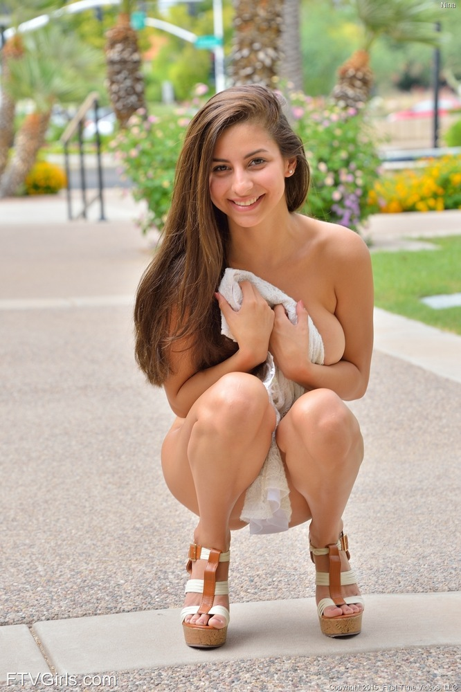 Girls with strap on nude